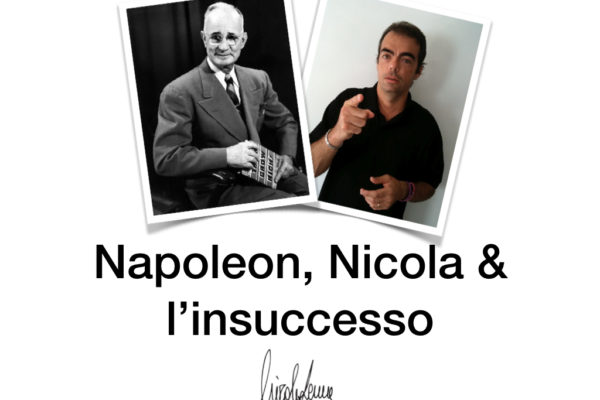 Napoleon, Nicola & l'insuccesso