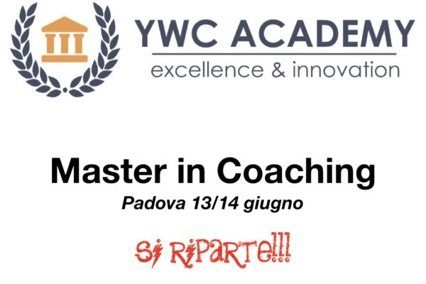 Master in Coaching a Padova
